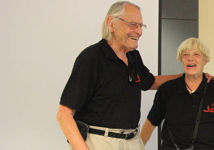 Dieter und Ine Pothmann (Foto: Hans-Georg Wöllmer)