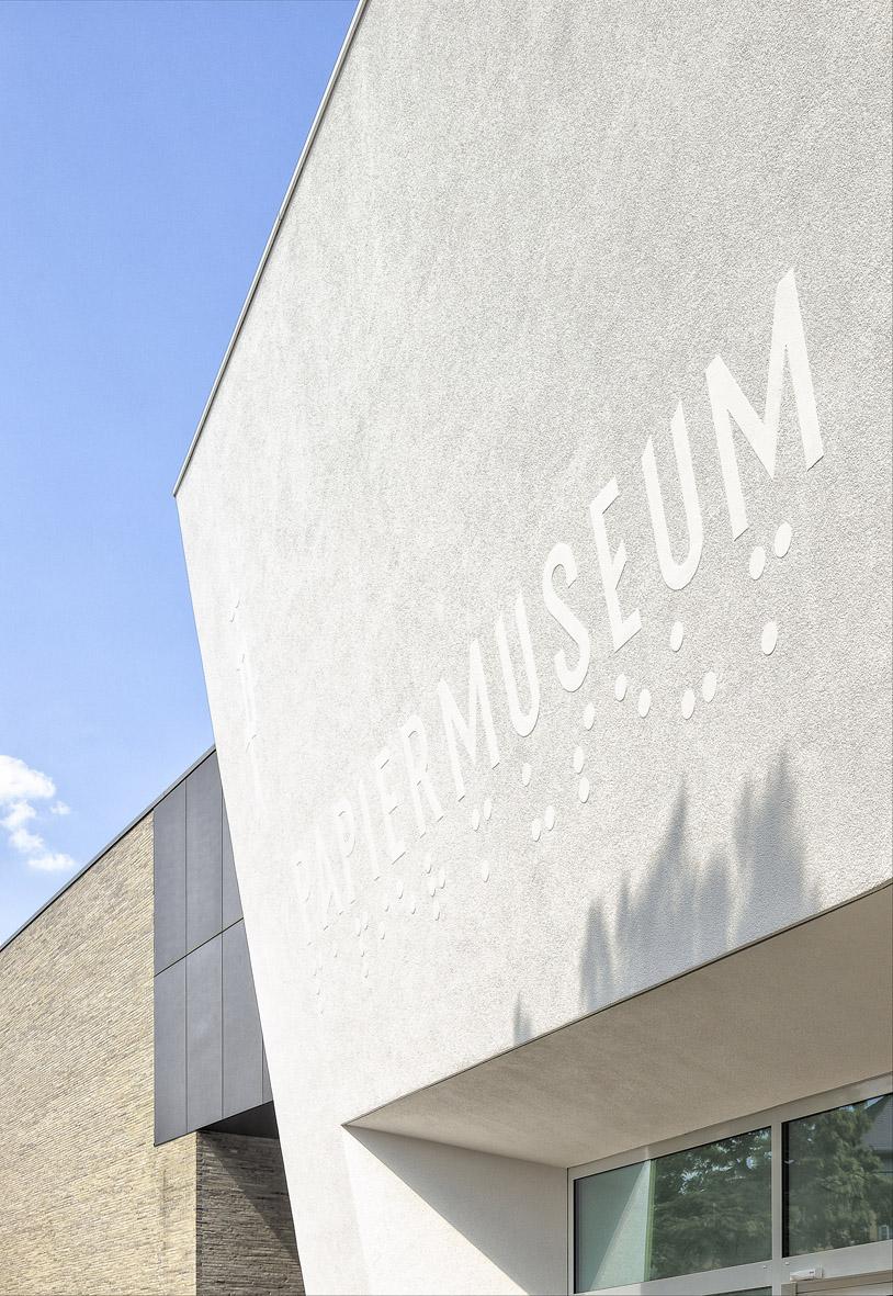 Papiermuseum Düren / Foto: Peter Hinschläger